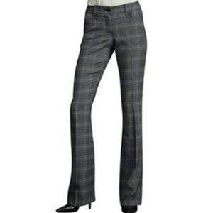 CAbi Plaid Trouser Pants Sz 2